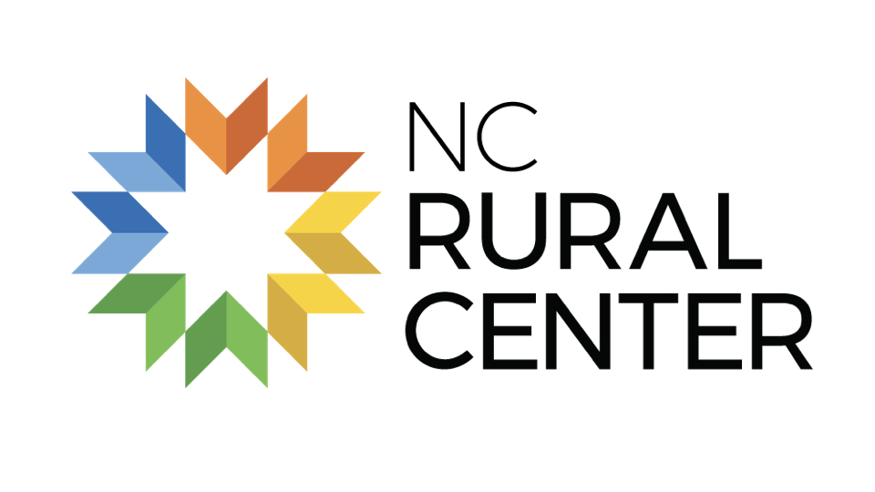 The New NC Rural Center logo