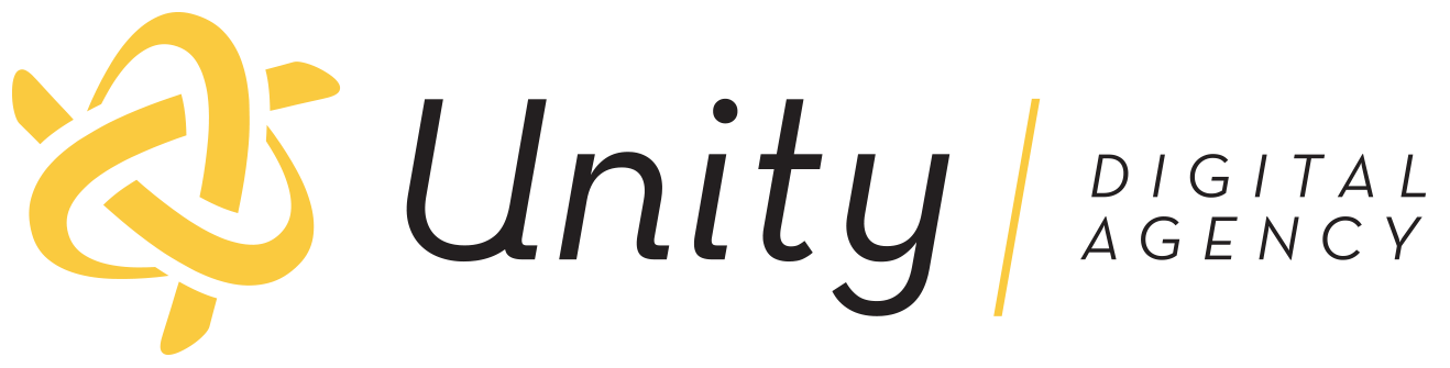 Our old logo. Unity Digital Agency.