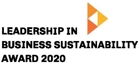 Leadership In Business Sustainability Award 2020