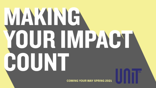 Making Your Impact Count