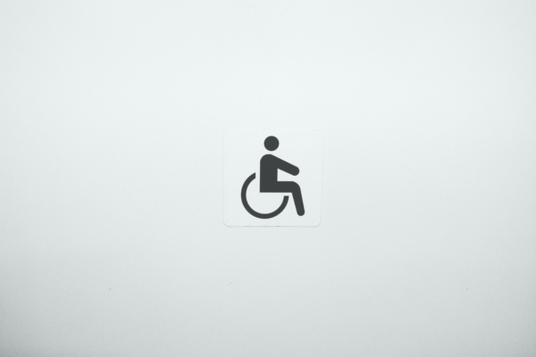 An accessibility icon